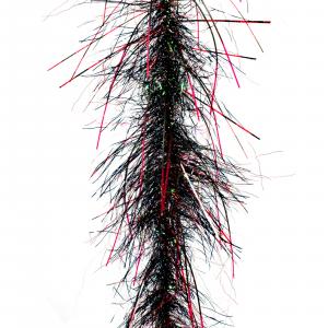 Fair Flies Salt Fly Tying Brushes Mind Bender - Red/Black
