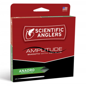 Scientific Anglers Amplitude Smooth Anadro Fly Line WF9F