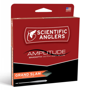 Scientific Anglers Amplitude Smooth Grand Slam Fly Line WF10F
