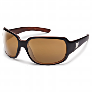 Suncloud Optics Cookie Sunglasses Mt Black Backpaint Polarized Sienna Mirror