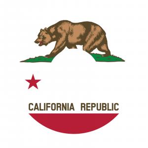 Redington i.D 5/6 wt. Fly Reel Decal California