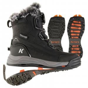 Korkers Women's Snowmageddon Boot Womens 9.5