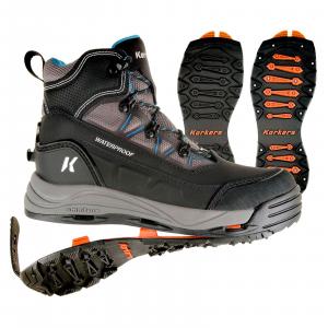 Korkers Women's Verglas Ridge Winter Boots 9