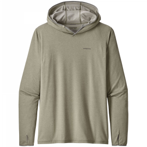 Patagonia Men's Tropic Comfort Hoody II (2018/19) Medium Shale
