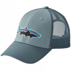 Patagonia Fitz Roy Tarpon LoPro Trucker Hat (2018/19) Cadet Blue