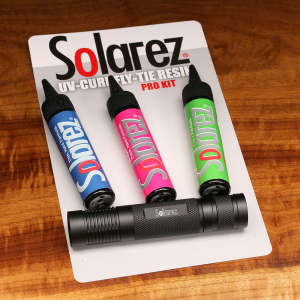 Solarez Pro Roadie Kit with Flashlight