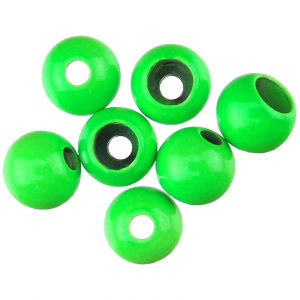 "Spirit River Hot Beads 3/16"" Chartreuse"
