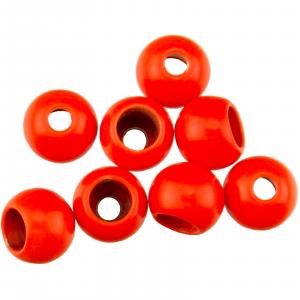 """Spirit River Hot Beads 3/16"""" Hot Orange"""