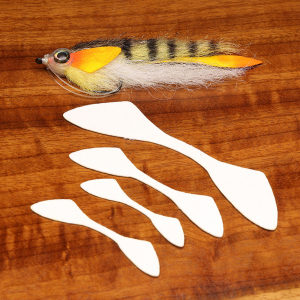Cohen's Minnow Fin Extra Large (1.75)
