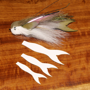 Cohen's Minnow Tails Small