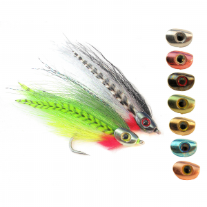 Fish Skull Baitfish Heads Small/Medium Tan Baitfish