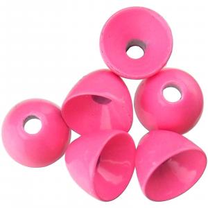 "Spirit River Hot Cones 1/4"" Hot Pink"