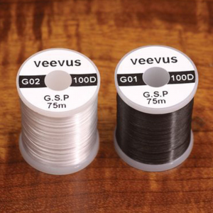 Veevus GSP Thread 200 Denier Black
