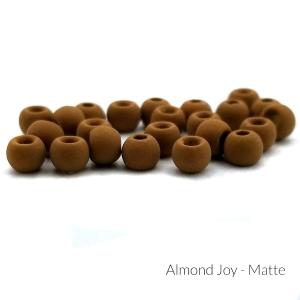 """Firehole Matte Tungsten Beads 1/8"""" Almond Joy Matte"""