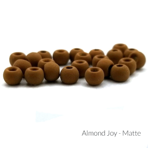"Firehole Matte Tungsten Beads 5/32"" Almond Joy Matte"