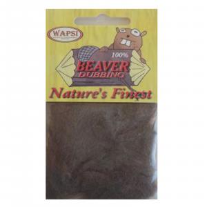 Wapsi Beaver Dubbing Rusty Brown