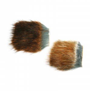 Wapsi Muskrat Fur - Small