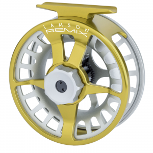 Waterworks Lamson Remix Fly Reel 4 SubLime 9-10 wt (Model 4)