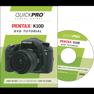 Pentax K10D DVD Instructional Training Guide