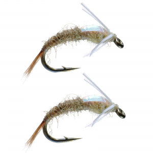 Umpqua Barr's Flashback Emerger PMD 18 - 4 Pack Was: $12.87 Now: $8.10.