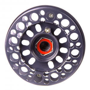 Redington Rise II Fly Fishing Spool 3/4 Dark Charcoal Large Arbor Fully Machined