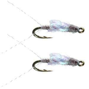 Umpqua Sparkle Wing RS2 Gray 20 - 4 Pack Was: $11.30 Now: $7.11.
