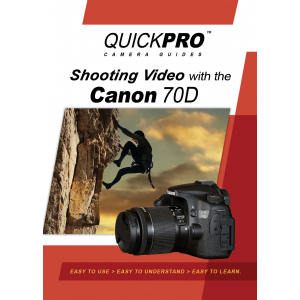 Cheap Offer QuickPro Camera Guides Canon 70D Shooting Video Before Special Offer Ends