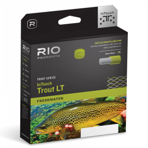 RIO InTouch Trout LT DT6F Soft Hackle Double Taper Dry Fly Fishing Line W/Loops