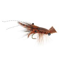 Umpqua Crayfish Branham's Rust 10  4 Pack
