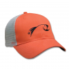 Rising Trucker Hat Orange