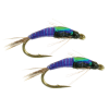 Umpqua Cravens Juju Baetis Tungsten Purple 16 - 12 Pack