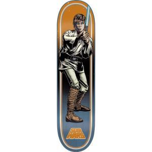 "Santa Cruz Star Wars Luke Skywalker Skateboard Deck - 7.8"" x 31.7"""