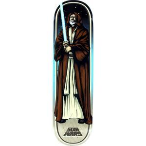 """Santa Cruz Star Wars Obi-Wan Kenobi Skateboard Deck - 8.26"""" x 31.7"""""""