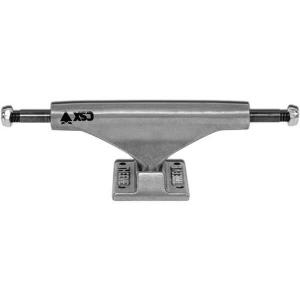 "Theeve Titanium CSX 5.0"" Mid Raw Skateboard Trucks Includes Bones Bushings - 7.75"" Axle (Set of 2)"