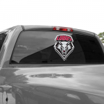"Fanatics New Mexico Lobos WinCraft 11"" x 17"" Reusable Window Cling"