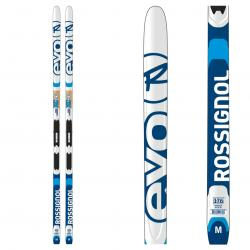 Rossignol Evo TR 60 IFP Cross Country Skis with Bindings 2020
