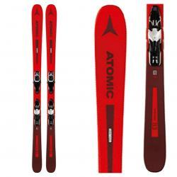 Atomic Vantage 83 R Skis with Lithium 10 Bindings 2019