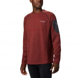 Columbia Mount Defiance Long Sleeve Crew Mens Mid Layer 2020