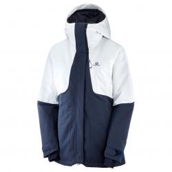 Salomon QST Snow Womens Insulated Ski Jacket 2020