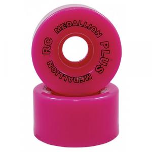RC Medallion Plus Roller Skate Wheels - 8 Pack