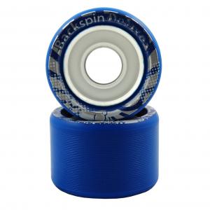 Backspin Deluxe Roller Skate Wheels - 8 Pack