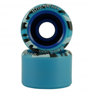Backspin Blueprint Roller Skate Wheels - 8 Pack