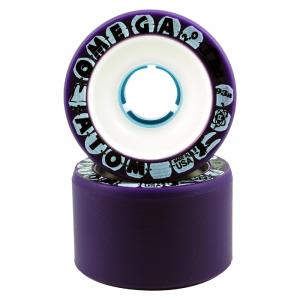 Atom Omega 2 Roller Skate Wheels - 8 Pack