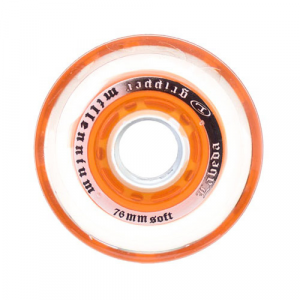 Labeda Gripper Millenium Soft Inline Hockey Skate Wheels - 4 Pack