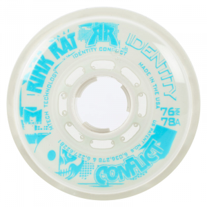 Rink Rat Identity Conflict 78A Inline Hockey Skate Wheels - 4 Pack