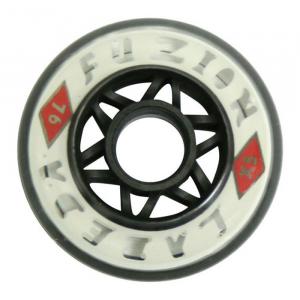 Labeda Fuzion X-Soft Inline Hockey Skate Wheels - 4 Pack