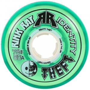 Rink Rat Identity Theft 80A Inline Hockey Skate Wheels - 4 Pack