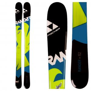 Fischer Ranger Jr. Kids Skis