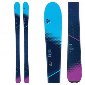 Fischer My Mountain 84 Womens Skis