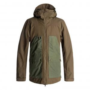 DC Summit Mens Insulated Snowboard Jacket